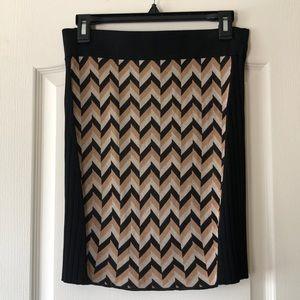 Rag & Bone stretchy midi skirt